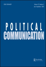 Political Communication - Journal Cover